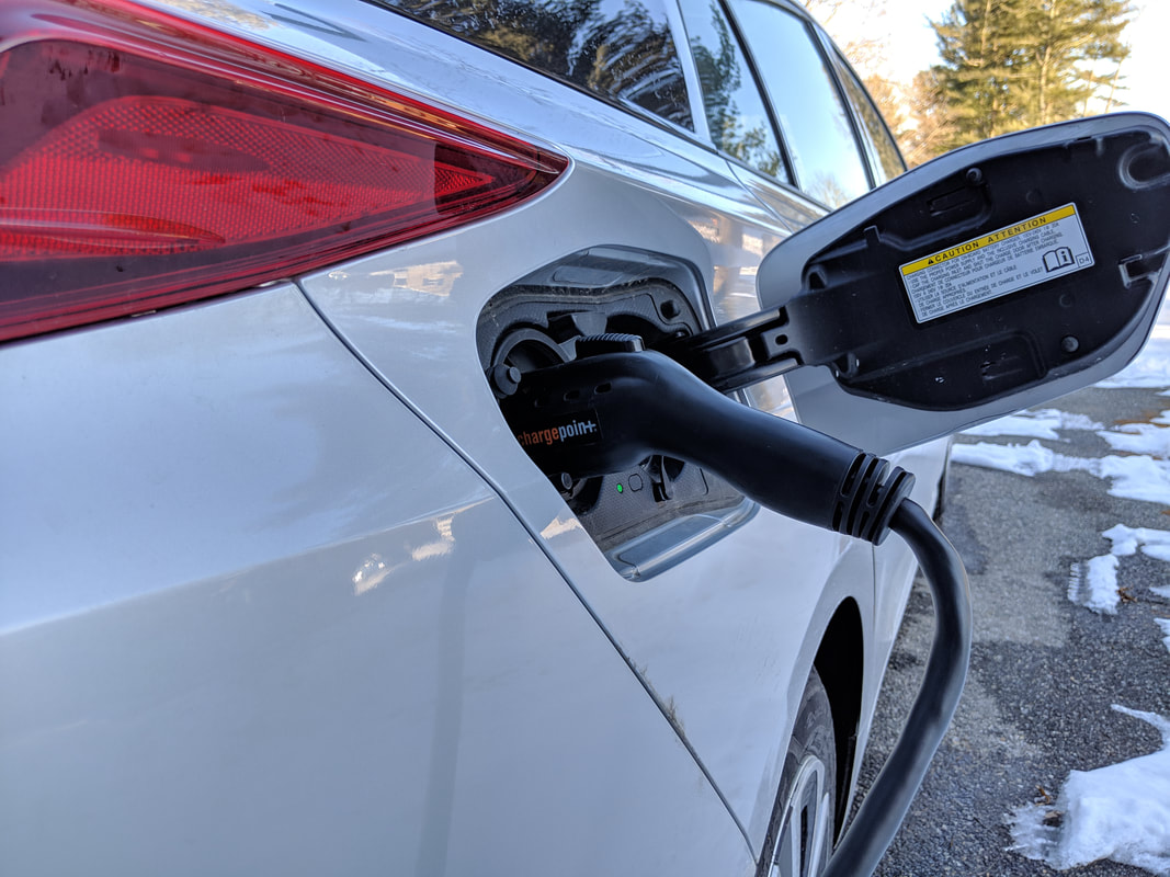 Justin Chenette Has Proposed A 1 500 Tax Credit To Incentivize The Purchase Of Electric Vehicles Within State Maine